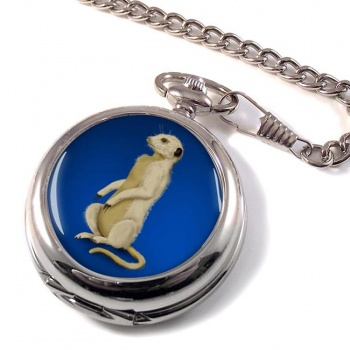 Meerkat Pocket Watch