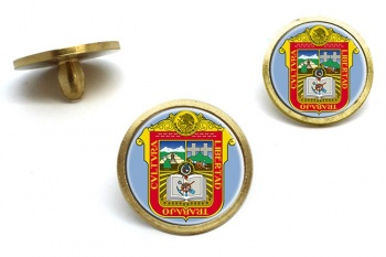 Estado de Mexico Golf Ball Marker