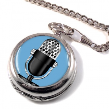Microphone Pocket Watch