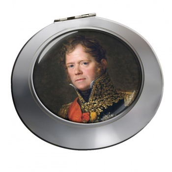 Marshal Michel Ney Chrome Mirror