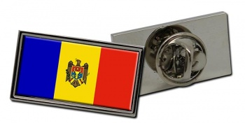 Moldova Flag Pin Badge