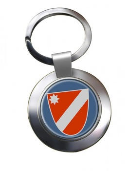 Molise (Italy) Metal Key Ring