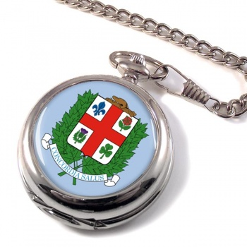 Montreal (Canada) Pocket Watch