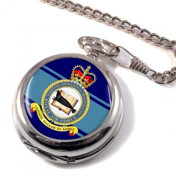Maritime Operational Training Unit Pocket Watch