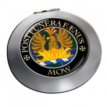 Mow Scottish Clan Chrome Mirror