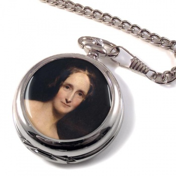 Mary Shelley Pocket Watch