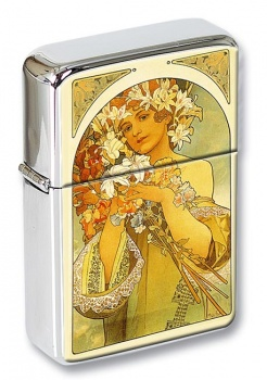 Lily by Mucha Flip Top Lighter