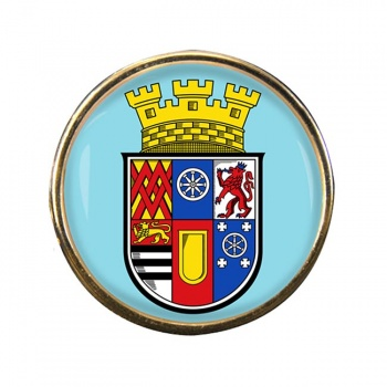 Mulheim (Germany) Round Pin Badge