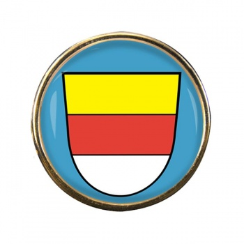 Munster (Germany) Round Pin Badge