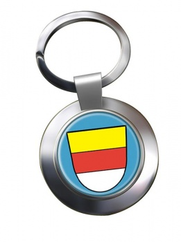 Munster (Germany) Metal Key Ring