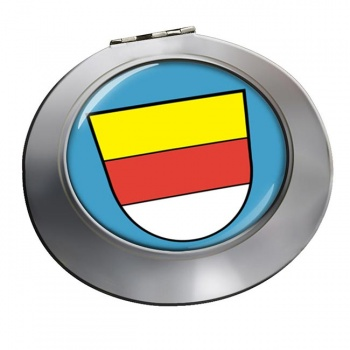 Munster (Germany) Round Mirror