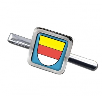 Munster (Germany) Square Tie Clip