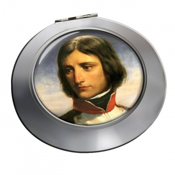 Napoleon Bonaparte 1792 Chrome Mirror