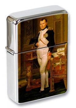 Napoleon Bonaparte 1812 Flip Top Lighter