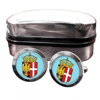 Neuss (Germany) Crest Cufflinks