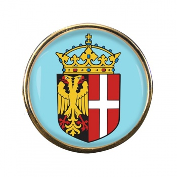 Neuss (Germany) Round Pin Badge