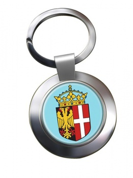 Neuss (Germany) Metal Key Ring