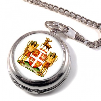 Newfoundland and Labrador (Canada) Pocket Watch