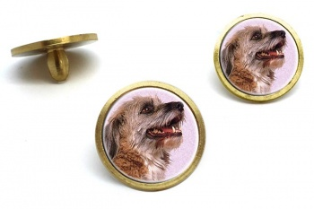 Norfolk Terrier  Golf Ball Marker Set