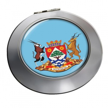 Northern Cape (South Africa) Round Mirror