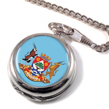 Northern Cape (South Africa) Pocket Watch