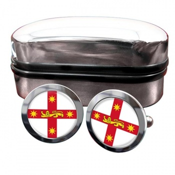 New South Wales, Australia Crest Cufflinks