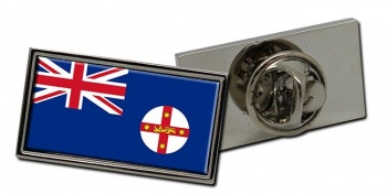 New South Wales, Australia Flag Pin Badge