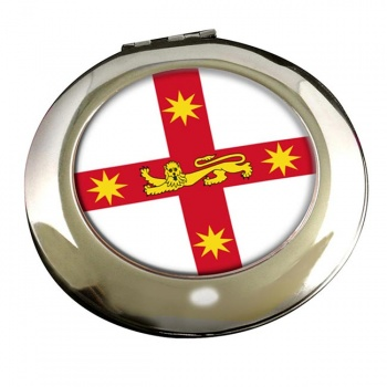 New South Wales, Australia Round Mirror