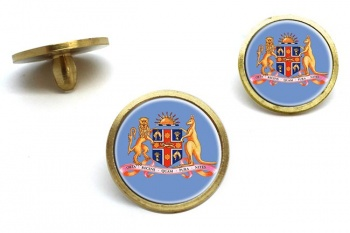 New South Wales, Coat of Arms  Golf Ball Marker