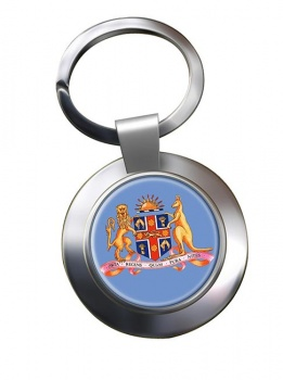 New South Wales, Coat of Arms  Metal Key Ring