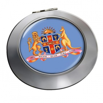 New South Wales, Coat of Arms  Round Mirror