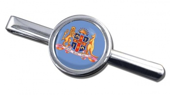 New South Wales, Coat of Arms  Round Tie Clip