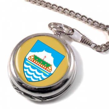 Nuuk GodthaÌŠb Pocket Watch