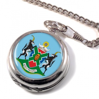 North West (South Africa) Pocket Watch