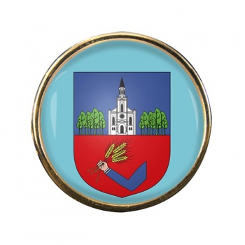 Nyiregyhaza Round Pin Badge