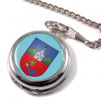 Nyi�regyha�za (Hungary) Pocket Watch