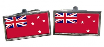 New Zealand Red Ensign Flag Cufflinks