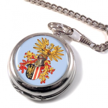 Upper Austria Oberosterreich Pocket Watch