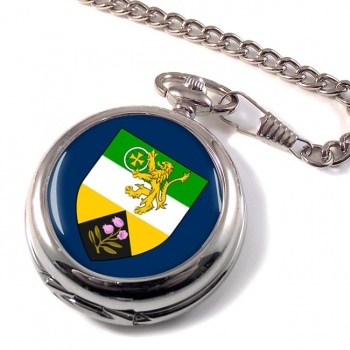 County Offaly (Ireland) Pocket Watch