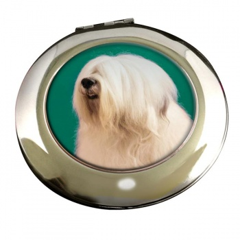 Old English Sheepdog Mirror
