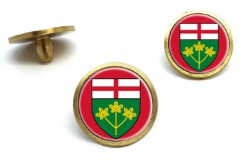 Ontario (Canada) Golf Ball Marker