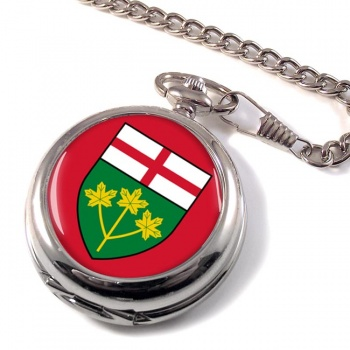 Ontario (Canada) Pocket Watch