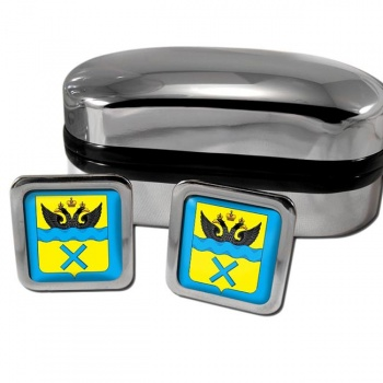 Orenburg Square Cufflinks