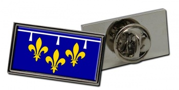 Orleanais (France) Flag Pin Badge