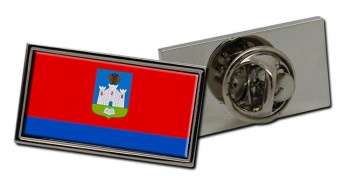 Oryol Oblast Flag Pin Badge