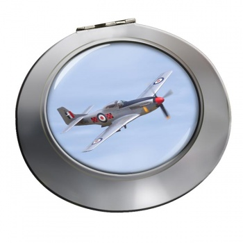 P51 Mustang Chrome Mirror