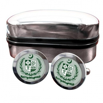 Pakistan Crest Cufflinks