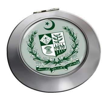 Pakistan Round Mirror