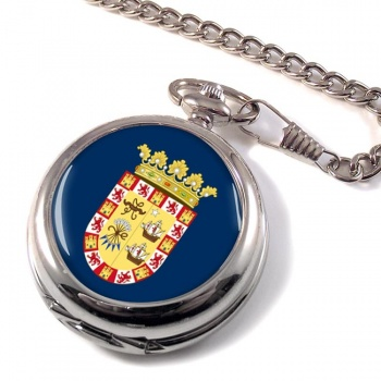 ciudad de Panama� Pocket Watch
