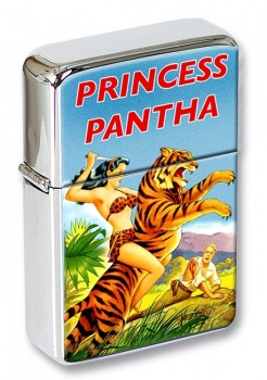 Princess Pantha Flip Top Lighter